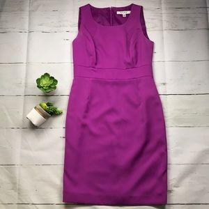 Nine West suit separates purple sheath dress
